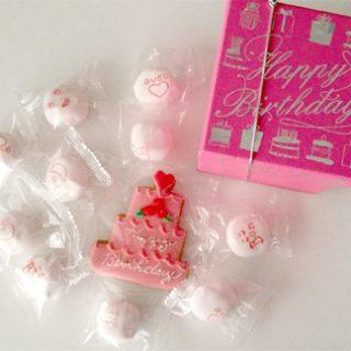Happy Birthday ピンク