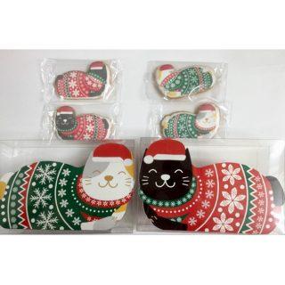 クリスマスキャッツセット