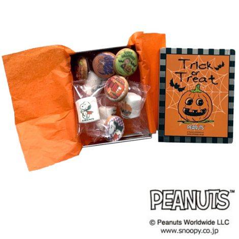 PEANUTS HW クッキー&マシュマロ小缶